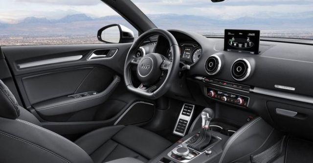 2015 Audi A3 Sedan S3  第8張相片