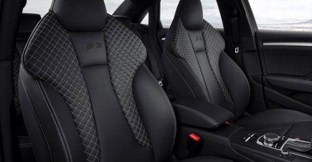 2015 Audi A3 Sedan S3  第10張相片