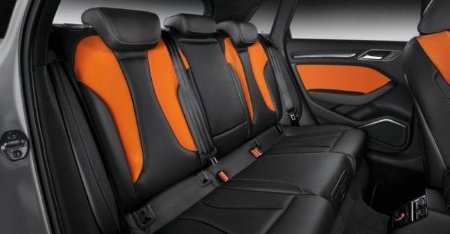 2015 Audi A3 Sportback 40 TFSI Luxury  第9張相片