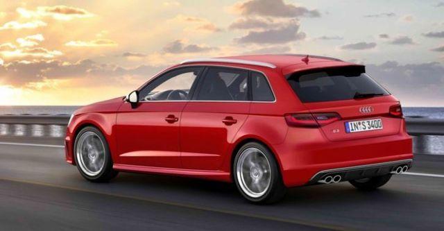 2015 Audi A3 Sportback S3  第3張相片