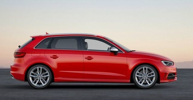 2015 Audi A3 Sportback S3  第6張相片