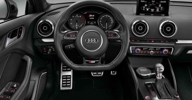 2015 Audi A3 Sportback S3  第7張相片