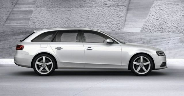 2015 Audi A4 Avant 30 TDI  第5張相片