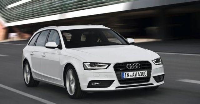 2015 Audi A4 Avant 45 TFSI quattro  第1張相片