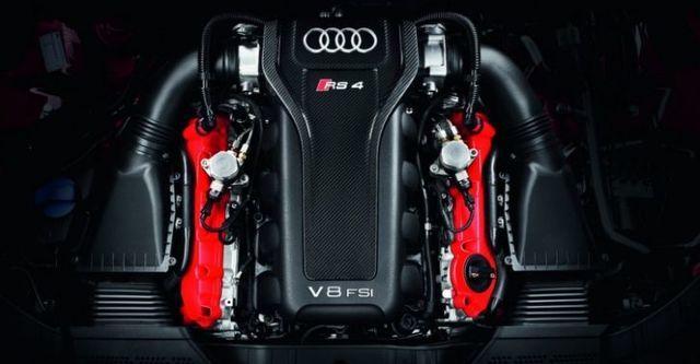 2015 Audi A4 Avant RS4  第7張相片