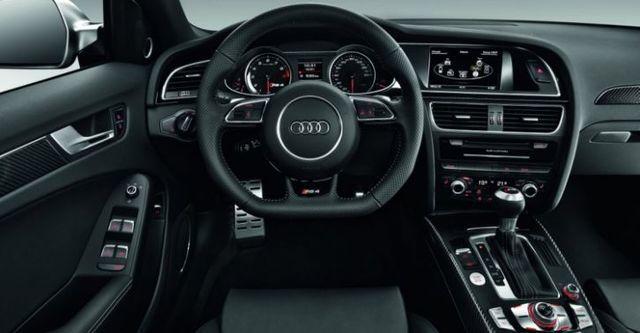 2015 Audi A4 Avant RS4  第8張相片