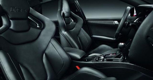 2015 Audi A4 Avant RS4  第9張相片