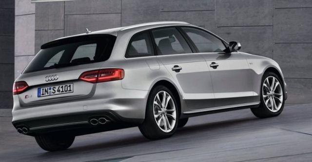 2015 Audi A4 Avant S4  第2張相片