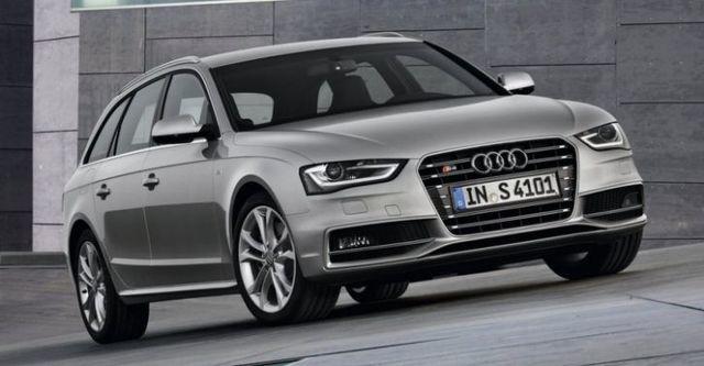 2015 Audi A4 Avant S4  第3張相片