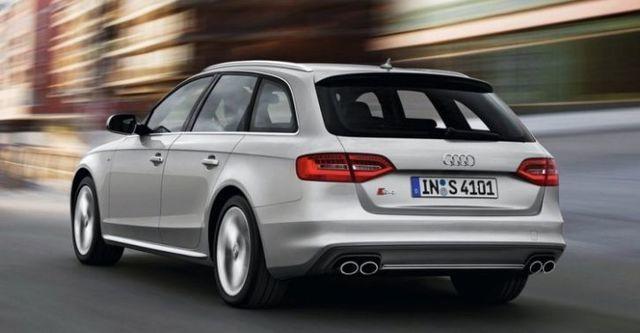 2015 Audi A4 Avant S4  第4張相片