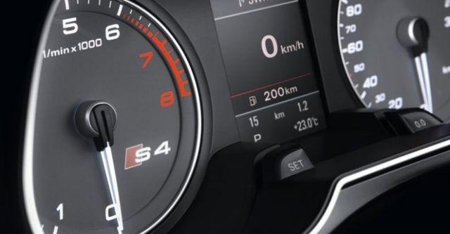 2015 Audi A4 Avant S4  第8張相片