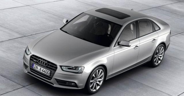 2015 Audi A4 Sedan 30 TDI  第1張相片