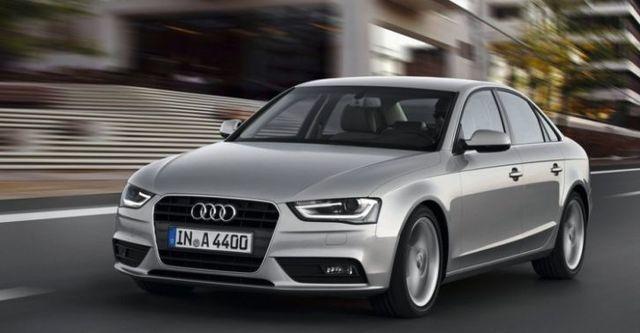 2015 Audi A4 Sedan 45 TFSI  第1張相片