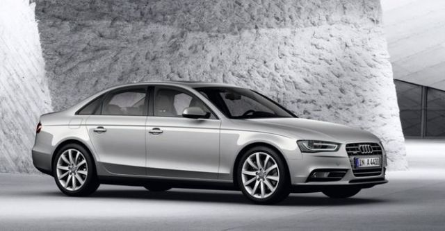 2015 Audi A4 Sedan 45 TFSI  第4張相片