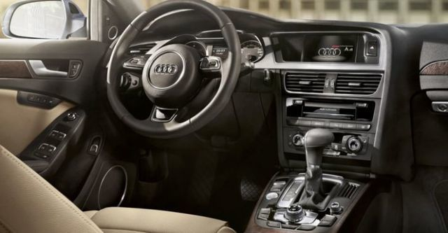2015 Audi A4 Sedan 45 TFSI quattro  第6張相片