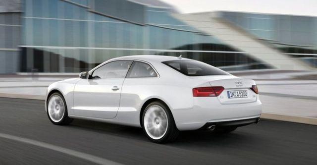 2015 Audi A5 Coupe 45 TFSI quattro  第4張相片
