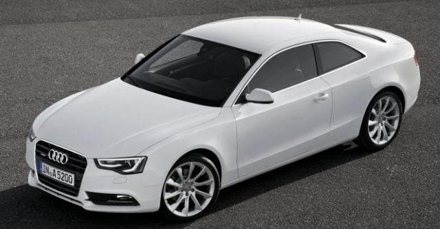 2015 Audi A5 Coupe 45 TFSI quattro  第5張相片