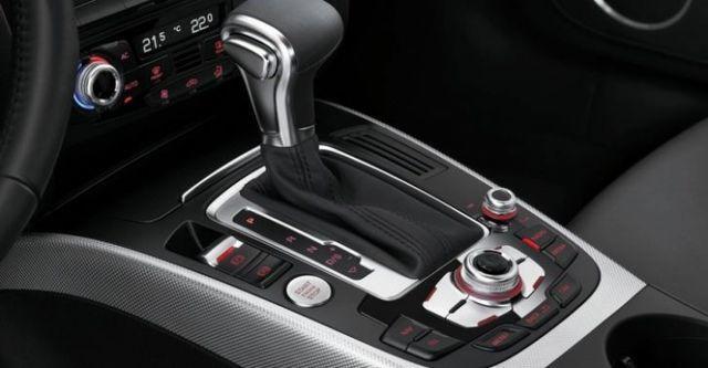 2015 Audi A5 Coupe 45 TFSI quattro  第10張相片