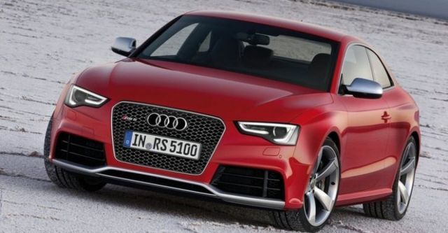 2015 Audi A5 Coupe RS5  第2張相片