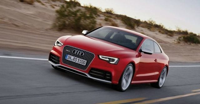 2015 Audi A5 Coupe RS5  第5張相片