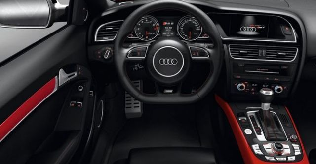 2015 Audi A5 Coupe RS5  第7張相片