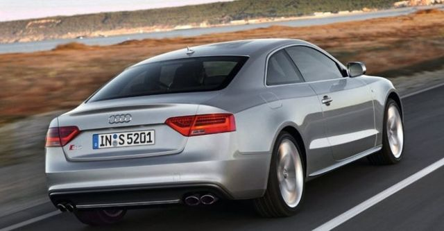 2015 Audi A5 Coupe S5  第4張相片