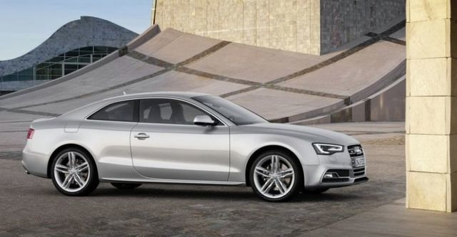 2015 Audi A5 Coupe S5  第7張相片