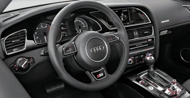 2015 Audi A5 Coupe S5  第9張相片
