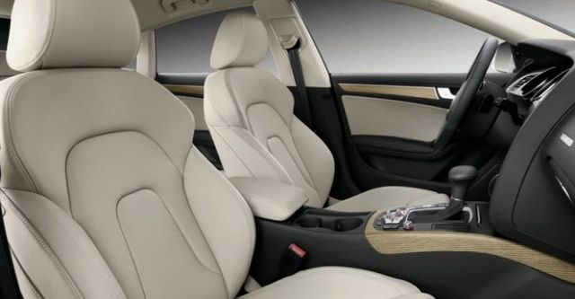 2015 Audi A5 Sportback 45 TFSI quattro  第9張相片