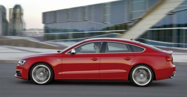 2015 Audi A5 Sportback S5  第3張相片