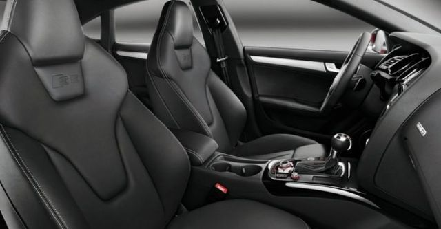 2015 Audi A5 Sportback S5  第8張相片