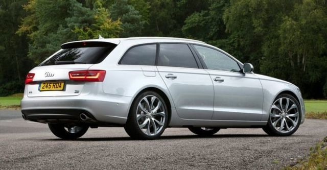2015 Audi A6 Avant 35 TDI  第5張相片
