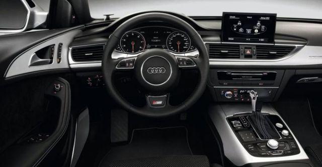 2015 Audi A6 Avant 35 TFSI  第6張相片