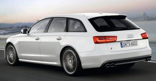 2015 Audi A6 Avant S6  第3張相片