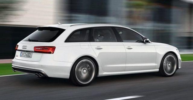 2015 Audi A6 Avant S6  第4張相片