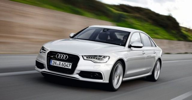 2015 Audi A6 Sedan 35 FSI  第1張相片