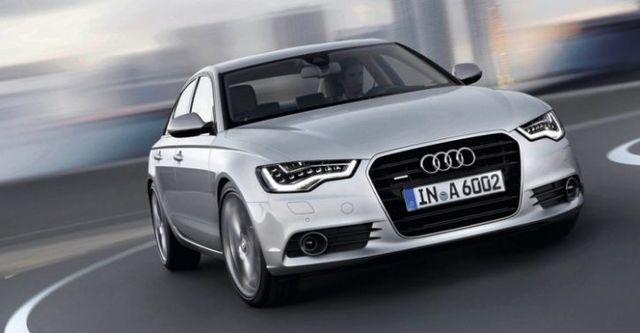 2015 Audi A6 Sedan 35 FSI quattro  第1張相片