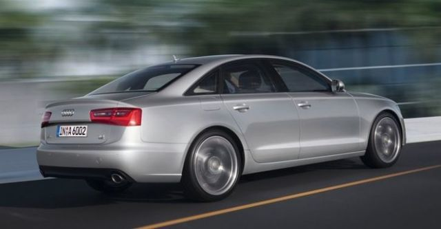 2015 Audi A6 Sedan 35 TFSI  第3張相片