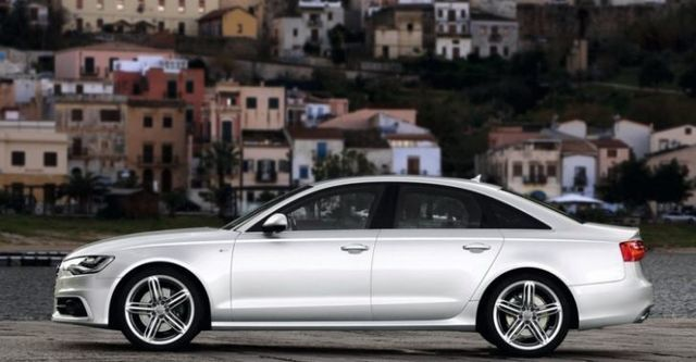 2015 Audi A6 Sedan 35 TFSI  第6張相片