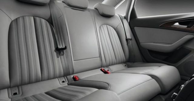 2015 Audi A6 Sedan 35 TFSI  第8張相片