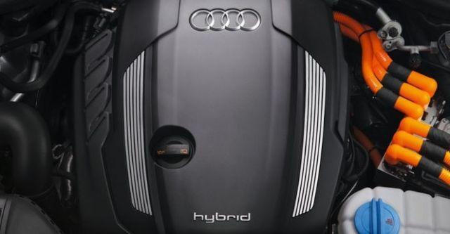2015 Audi A6 Sedan 40 Hybrid  第6張相片