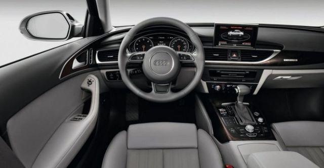 2015 Audi A6 Sedan 50 TFSI quattro  第7張相片