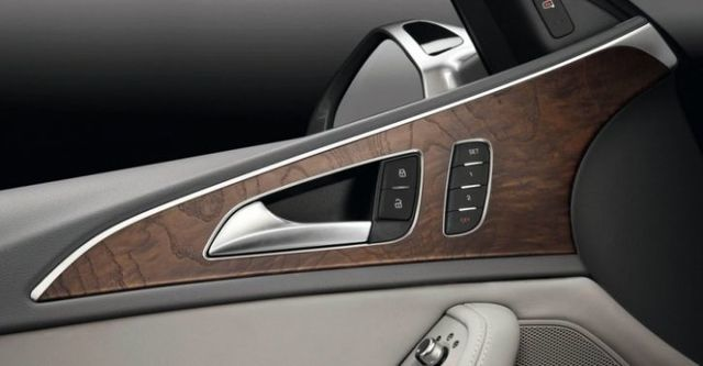 2015 Audi A6 Sedan 50 TFSI quattro  第10張相片