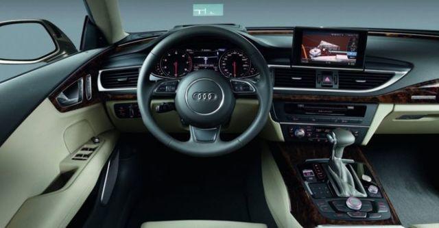 2015 Audi A7 Sportback 50 TFSI quattro  第6張相片