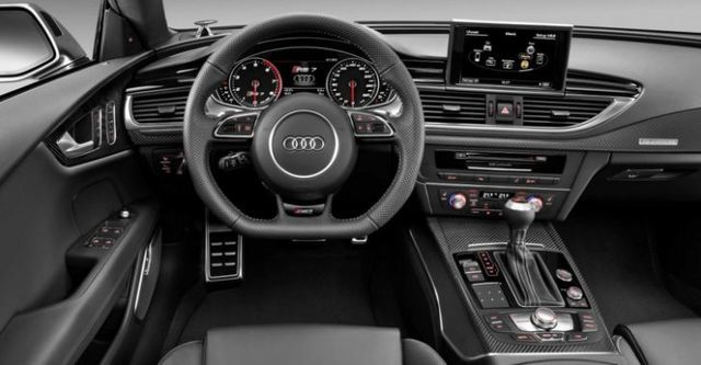 2015 Audi A7 Sportback RS7  第7張相片