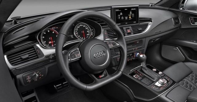 2015 Audi A7 Sportback RS7  第9張相片