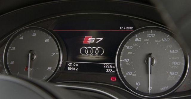 2015 Audi A7 Sportback S7  第9張相片