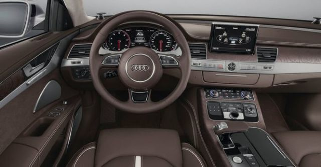 2015 Audi A8 50 TDI quattro  第7張相片