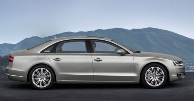 2015 Audi A8 L 50 TDI quattro  第7張相片