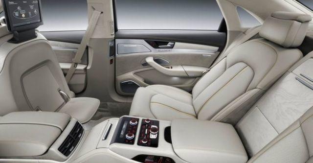 2015 Audi A8 L 50 TFSI quattro  第9張相片